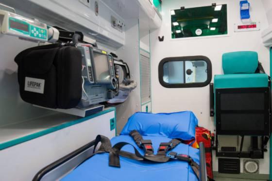 tisicky zachranarov sa dostanu k udajom o pacientovi v ezdravi priamo zo sanitky