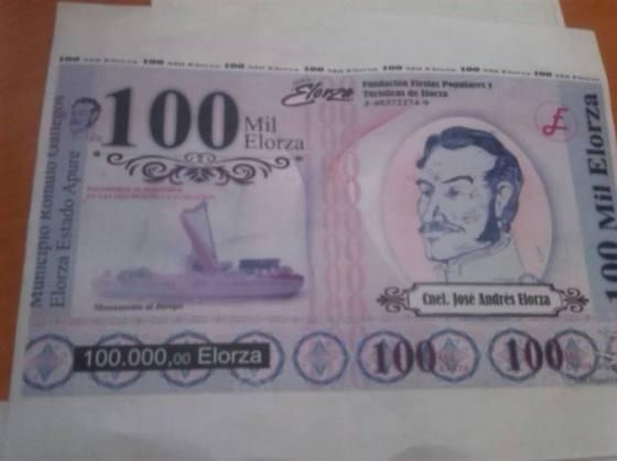 mesto vo venezuele zacalo vyrabat vlastne peniaze ulahcia obchodovanie pocas oslav