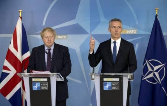 rusko podla nato opovrhuje medzinarodnym mierom a bezpecnostou velka britania nie je osamotena