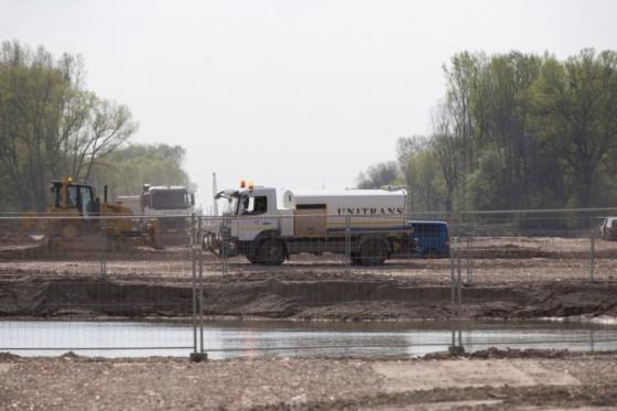 slovenska inspekcia zivotneho prostredia riesi moznu kontaminaciu zeminy na vystavbu dialnice d4