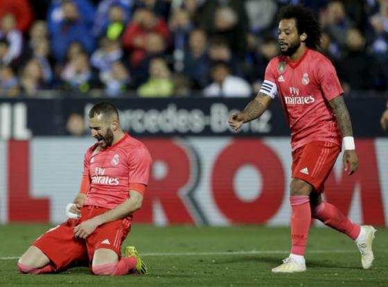 a9c9b3345c04c Video: Real Madrid stratil body v Leganés, na FC Barcelona v tabuľke stráca  13 bodov
