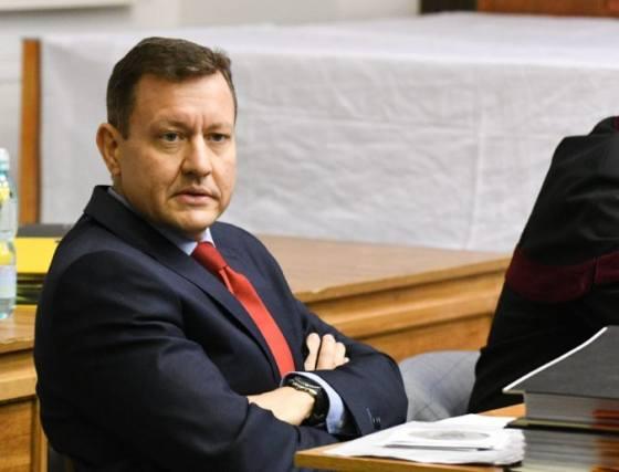 lipsic mal pohovor s dozorovym prokuratorom pre prepustenie obvineneho exfunkcionara policie