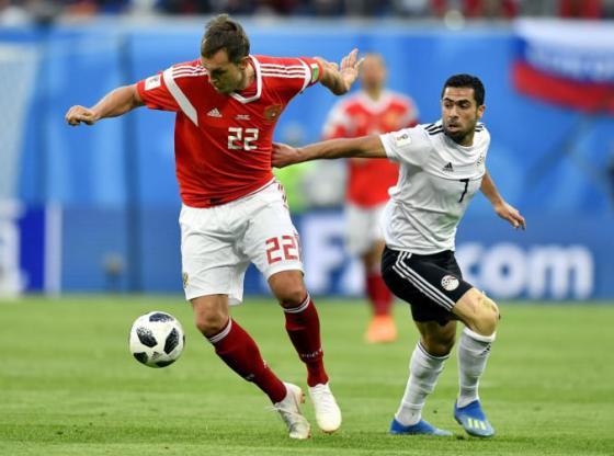 egypt sa stazuje na rozhodcov po zapase s ruskom na ms vo futbale vraj boli nespravodlivi