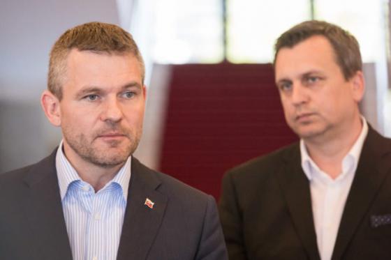 kiska danko a pellegrini hodnotili situaciu na slovensku vyjadrili sa aj k svojej politickej buducnosti