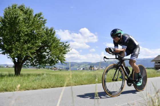 slovensky cyklista michael kolar z timu bora hansgrohe vo veku 25 rokov ukoncil karieru