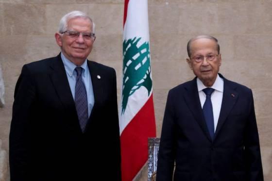 libanon nutne potrebuje reformy a ukoncenie krizy borrell vyzyva na urychlene zostavenie novej vlady