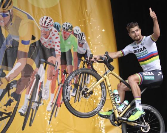 5a69f4045cb8b Začína sa 105. ročník Tour de France, Sagan a Froome môžu vstúpiť do  histórie