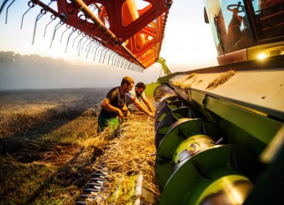 Poľnohospodári pripojiť stránky
