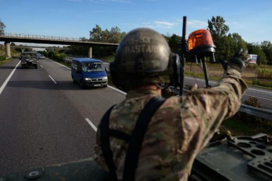 ministerstvo upozornuje na presuny vojenskej techniky cez slovensko pojdu aj vojaci usa