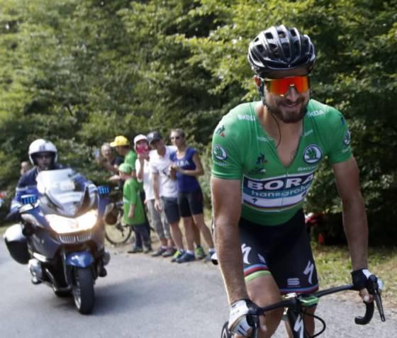 peter sagan ma uz sto zelenych dresov z tour de france 15 etapu si prilis neuzil