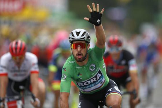 40ba6affecbe2 Video: Pokračujem ďalej aj so zraneniami, hovorí Sagan po páde v 17. etape  na Tour de France