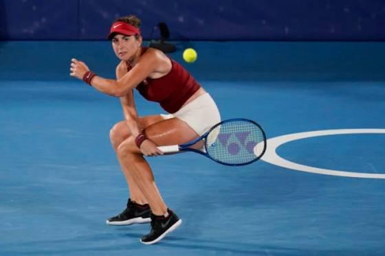 letna olympiada v tokiu tenis zlato v zenskom debli vyhrala bencicova vo finale zdolala vondrousovu