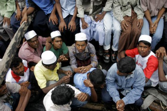 mjanmarsko je pripravene prijat rohingov ludskopravne organizacie vyjadrili nad navratom obavu