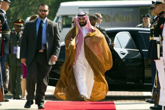 korunny princ muhammad bin salman oznacil iranskeho lidra za noveho hitlera