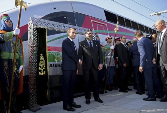 55bb30b3c84 V Maroku slávnostne otvorili prvé vysokorýchlostné vlakové spojenie v Afrike